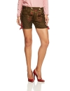 Stockerpoint Damen Skinny Lederhose Franzi, Gr. 42, Braun (chili pepper) - 1
